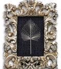 Framed Needle Leaf Art