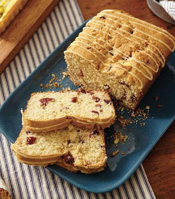 Cranberry Orange Bread