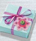 Perler Flower Gift Tag