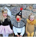 Create Your Own Costume Collars and Tutu