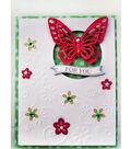 David Tutera Celebrate Card:  \u0022For You\u0022 Butterfly Card