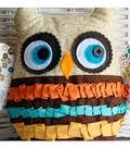 Sewn Plush Owl
