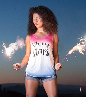 How To Make An Oh My Stars Tank Top