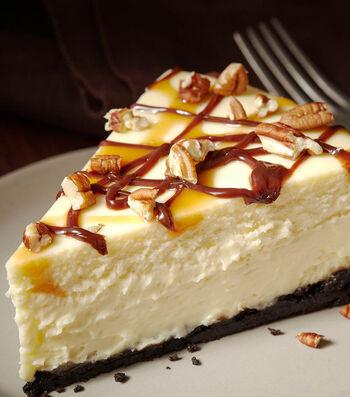 How to Make Turtle Cheesecake
