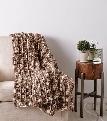 Brick Stitch Blanket