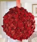 Festive Poinsettia Pinata