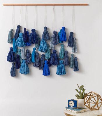 Make A Tassel Wall Hanging