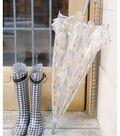 Metallic Polka Dot Umbrella