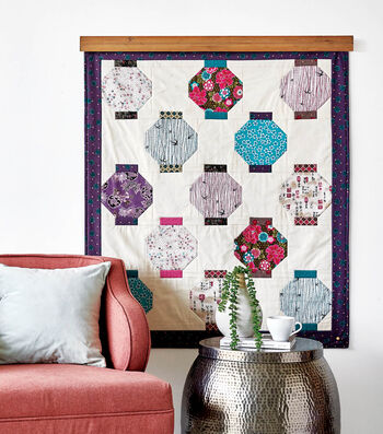 How To Make A Lantern Quilt