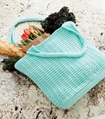 Make A Knit Market Tote