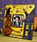 Halloween Mixed Media Frame