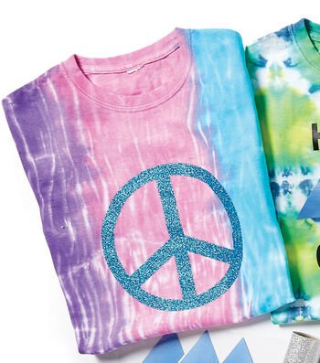 Make A Pole Wrap Shibori Tie-Dye T-shirt