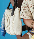 Staghorn Cabled Purse
