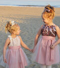 Easy Sequin Flower Girl Dress