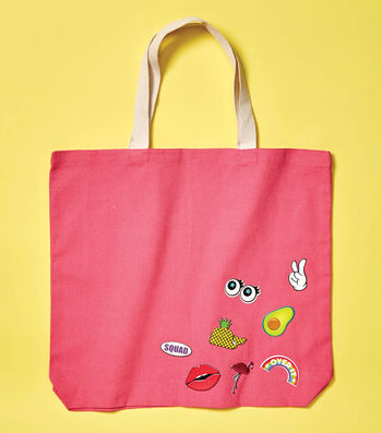 How To Patch A Canvas Bag