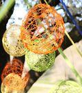 Whimsical Yarn Globes