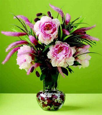 Sparkling Marbles Floral Arrangement