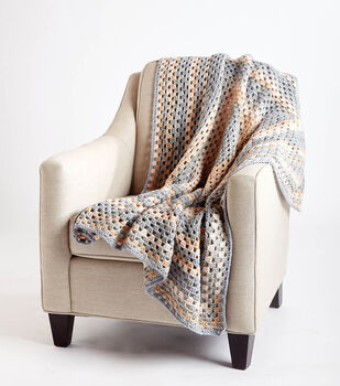 Make An All For One Crochet Blanket free pattern