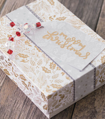 How To Make A Holiday Gift Box
