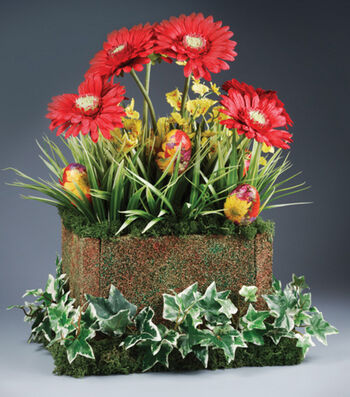 Grand Gerbera Daisy Centerpiece