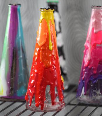Color Eruption Vases