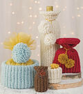 Loom Knit Gift Bags