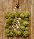 Moss Monogram Door Hanger