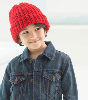 How To Make A Child's Easy Crochet Hat
