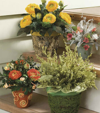 Earthy Delights Arrangements