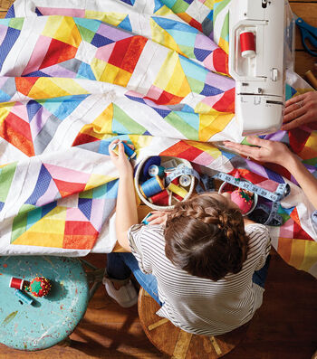 How To Make a Kite Quilt