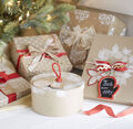 Makers Guide: Stamped Giftwrap