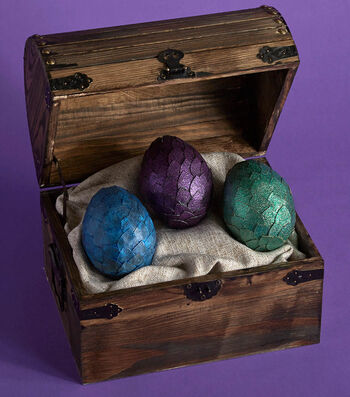 Make Dragon Eggs