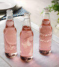 Etched Soda Bottles