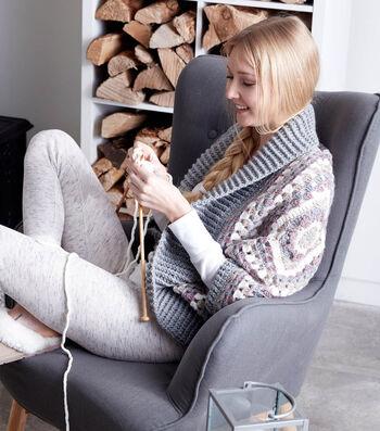 Make A Coziest Crochet Cardigan
