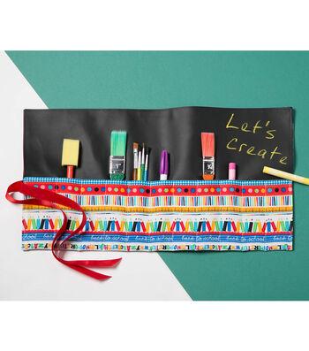 How To Create a Teacher Supply Tool Carrier