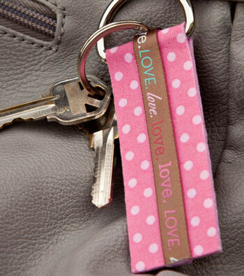 Phoomph Fabric and Key Ring