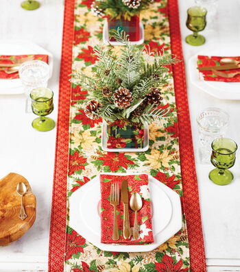 How To Create a Layered Table Runner