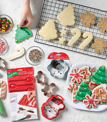 How To Make Christmas Cookie Cut-Outs