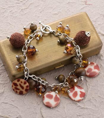 How To  Make A Jewelery Made By Me Bracelet