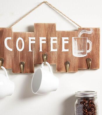 Make a Coffee Rack