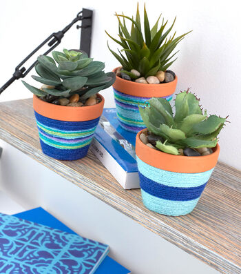 How To Make Crafty Flower Pots