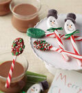 Candy Cane Spoons