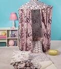 Fabric Cabana & Pillows