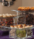 Glass Food Stands