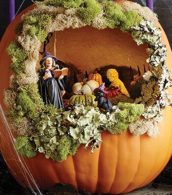 Halloween Littles Pumpkin Garden