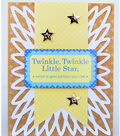 David Tutera Celebrate Card:  Baby Boy Little Star Card