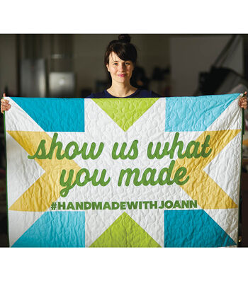 Make A Show Us What You Made Quilt
