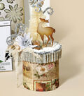 Reindeer Gift Canisters