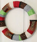Wrapped Up Wreath