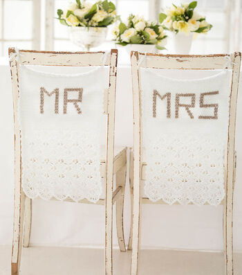 Make Mr. And Mrs. Chair Covers